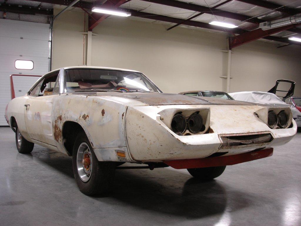 American Muscle Car Restorations Inc