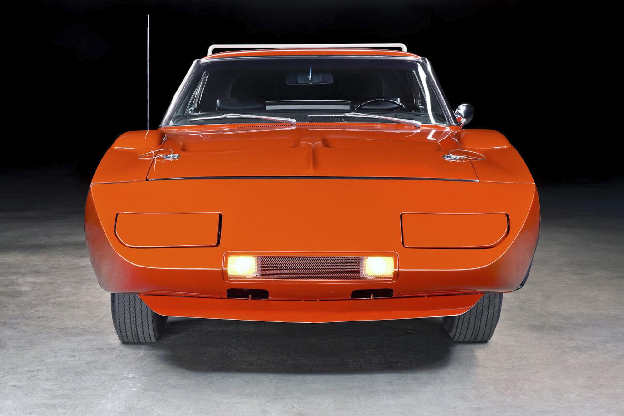 1969 Dodge Charger Daytona American Muscle Car